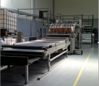 2003, STOCK AUTOMATIC SHEET LAMINATOR (8595)