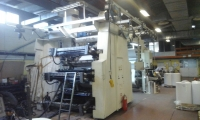 1999, NORDMECCANICA CMF FLEXI 6 FLEXO PRESS (8670)