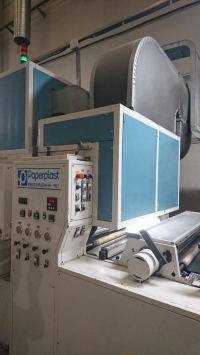 2002, PAPERPLAST WD102 AUTOMATIC THERMAL LAMINATOR (8677)