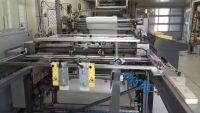 REFURBISHED 2010, PAPERPLAST DRY 50/102 AUTOMATIC THERMAL LAMINATOR (8682)