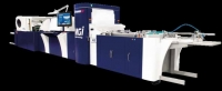 2018, MGI JET VARNISH 3DL DIGITAL SPOT/SURFACE COATER (8689)