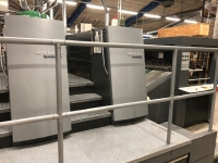 2007, HEIDELBERG XL105 FULLY AUTOMATIC SPOT & SURFACE COATER (8727)