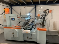 2018, YAWA TDS750 AUTOMATIC FOIL STAMPING & DIECUTTER (8799)