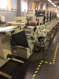 2007 SHIKI FX1512 (semi-rotary offset) printer
